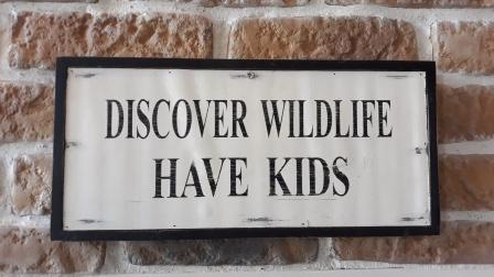discover wildlife have kids